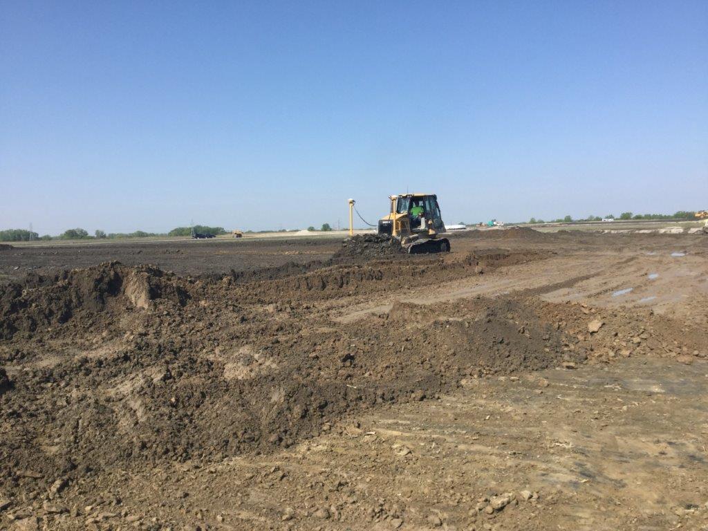Eagle Excavation DTE Monroe Ash Pond Modifications